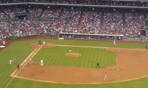 Philadephia Phillies vs Boston Red Sox