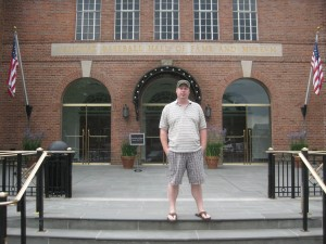 National Baseball Hall of Fame in Cooperstown, NY