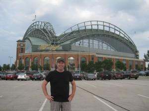 Miller Park in Milwaukee